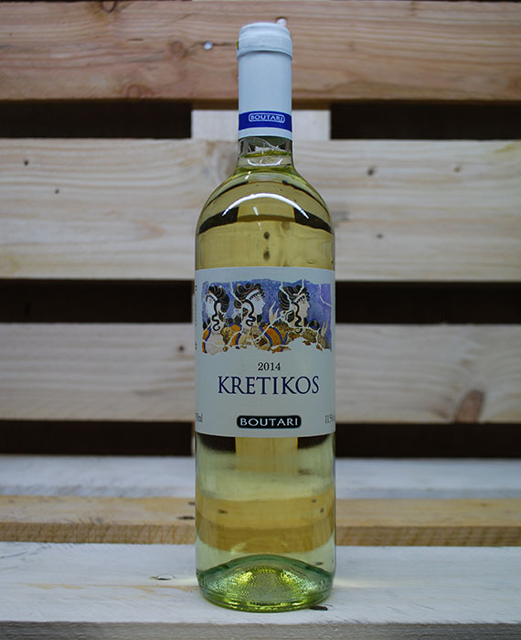 Kretikos White Boutari