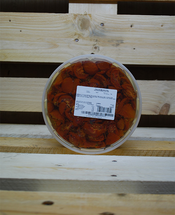 Half Dried Tomatoes