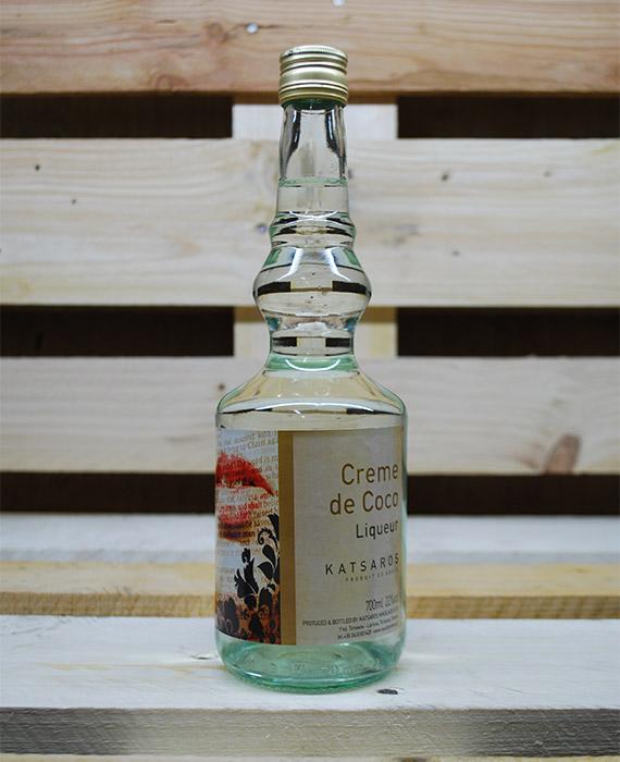 Liqueur Coco Crème