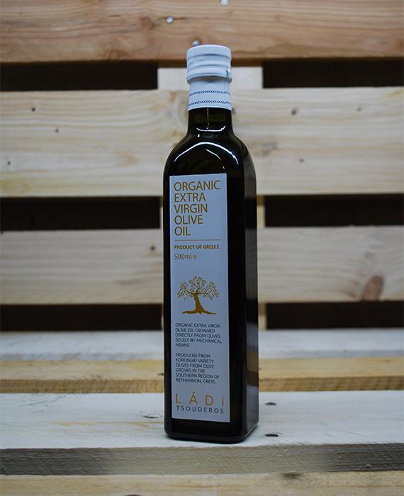 Olive Oil Ladi Bio