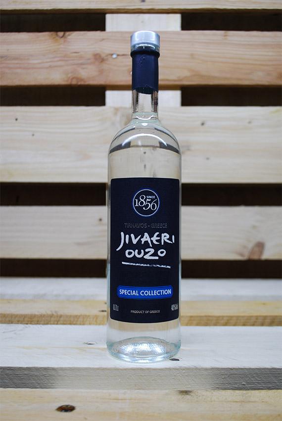 Ouzo Jivaeri Special Collection