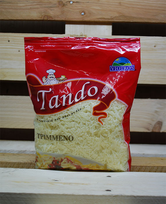 Tando Grated Cheese