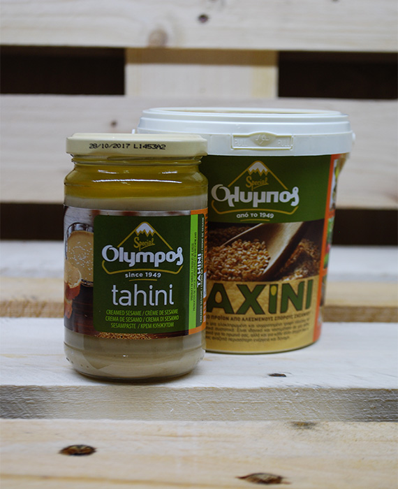Tahini Olympos