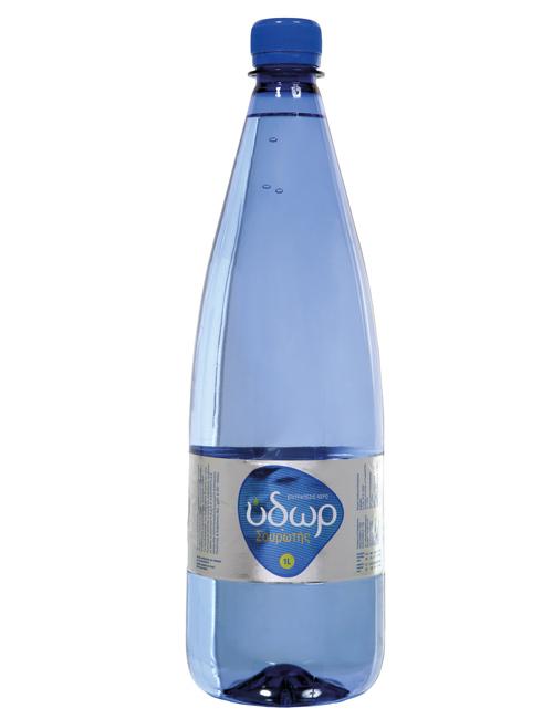 Souroti still water 1lt (pet)