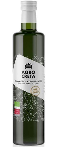Agrocreta Bio Extra Virgin Olive Oil 500ml