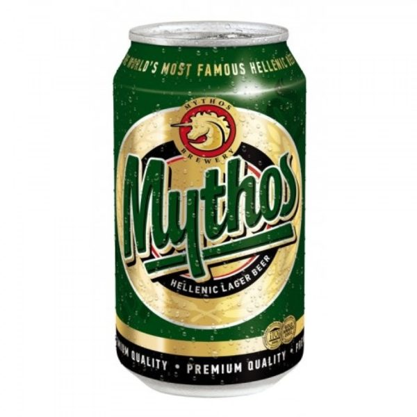 Mythos Beer 330ml Can