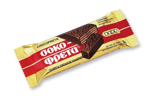 Chocolat Chocofreta 38gr